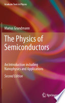 The Physics of Semiconductors Book