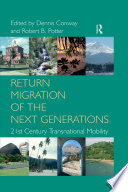 Return Migration of the Next Generations