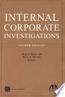 Internal Corporate Investigations