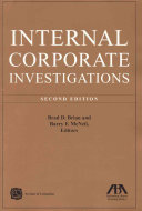 Internal Corporate Investigations - Seite iii