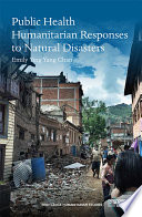 Public Health Humanitarian Responses to Natural Disasters