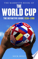 Mammoth Book Of The World Cup Book