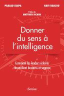 Pdf Donner du sens à l'intelligence Telecharger