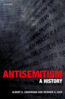 Antisemitism Pdf/ePub eBook