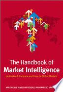 The Handbook of Market Intelligence Book