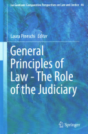 General Principles Of Law The Role Of The Judiciary