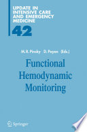 Functional Hemodynamic Monitoring Book