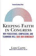 Keeping Faith in Congress Pdf/ePub eBook