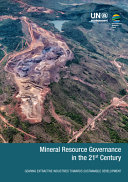 Mineral Resource Governance in the 21st Century Book