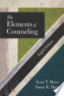 The Elements Of Counseling Book PDF