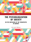 The Psychologization of Society