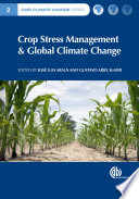 Crop Stress Management and Global Climate Change Book