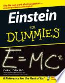 Einstein For Dummies