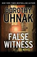False Witness [Pdf/ePub] eBook