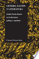 Género, nación y literatura