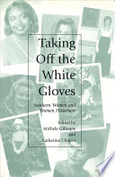 Taking Off the White Gloves Book PDF