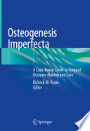 Osteogenesis Imperfecta Book