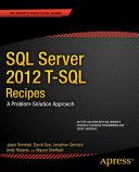 SQL Server 2012 T-SQL Recipes