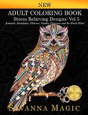 Adult Coloring Book Book PDF