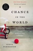 A CHANCE IN THE WORLD Book