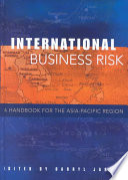Cover of International Business Risk