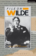 File On Wilde [Pdf/ePub] eBook