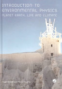 Introduction to Environmental Physics Book