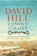 Convict Colony Pdf/ePub eBook