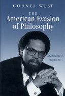 Pdf The American Evasion of Philosophy