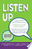 LISTEN UP SECOND EDITION Book PDF