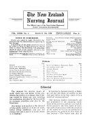 New Zealand Nursing Journal