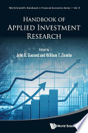 Handbook Of Applied Investment Research