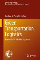Green Transportation Logistics [Pdf/ePub] eBook