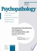 International Classification And Diagnosis