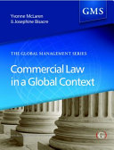 Commercial Law in a Global Context Book