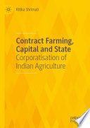 Contract Farming Capital And State