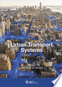 Urban Transport Systems Book