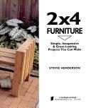 2x4 Furniture