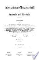 Internationale Monatsschrift F  r Anatomie und Physiologie