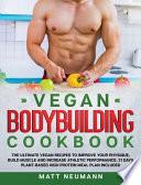 Vegan Bodybuilding Cookbook