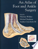 An Atlas of Foot and Ankle Surgery Book