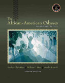 The African American Odyssey  To 1877 Book
