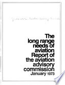 The Long Range Needs of Aviation Book