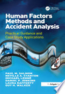 Human Factors Methods and Accident Analysis Book