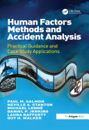 Pdf Human Factors Methods and Accident Analysis Telecharger