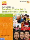 Activities for Building Character and Social Emotional Learning