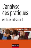Pdf L'analyse des pratiques en travail social Telecharger