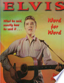 Elvis - Word for Word