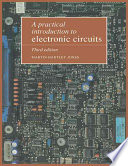 A Practical Introduction To Electronic Circuits Book PDF