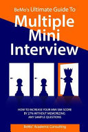 Bemo's Ultimate Guide to Multiple Mini Interview